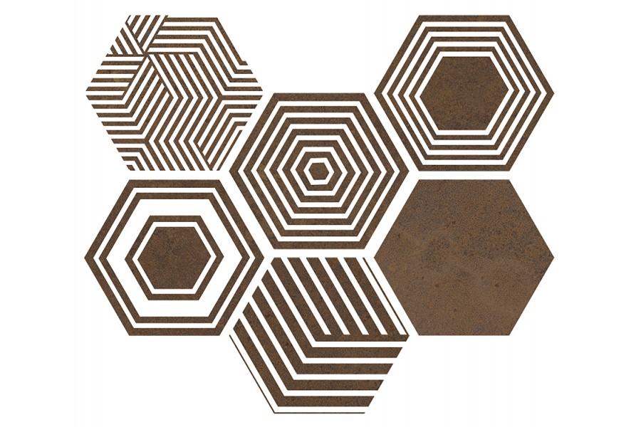 Купить Pier17 Hexa Copper 23,2X26,7