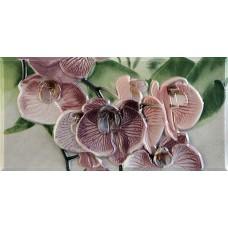 Orquideas Rosa Cenefa-1 10 x 20