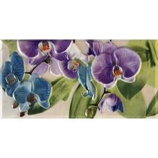 Orquideas Malva Cenefa-3  10 x 20