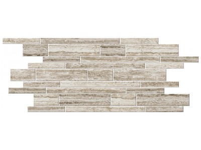 Italian Icon Vein Cut Beige Muretto Mosaico 30x60 Nat  (под заказ)