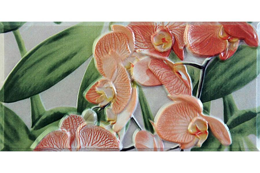 Купить Orquideas Naranja Cenefa-2  10 X 20