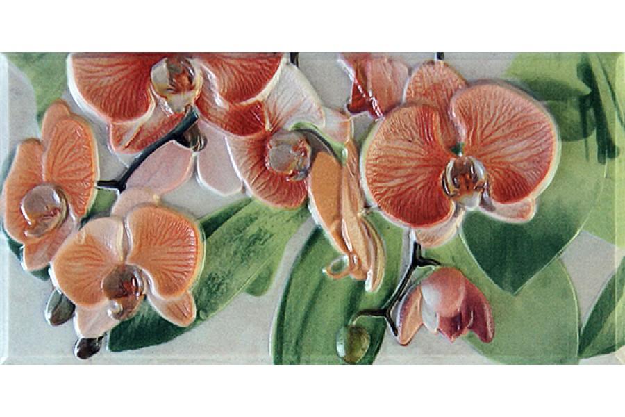 Купить Orquideas Naranja Cenefa-3 10 X 20