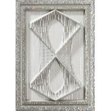 Torso Plata Medallon 8x11