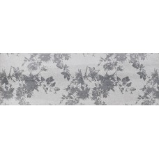 Street Flor Grafito Decor 25x75