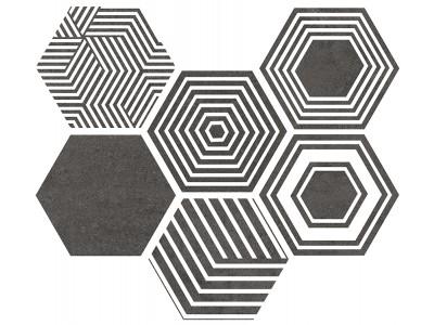 Pier17 Hexa Zinc 23,2x26,7