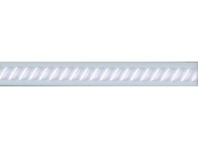 Paisley Blanco Cordon 2,5 x 20