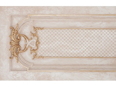 Louvre Luxe Bone Decor 50 x 76