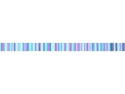 Cenefa Soul Lines Azul 3 x 50