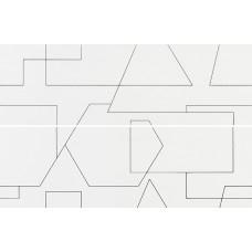 Luminor Rayures Decor Blanco Brillo 2x29x89