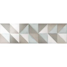 Intuition Flair Aquamarine Decor Rect 29x100