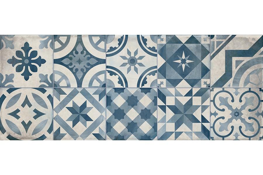 Купить Настенная Плитка Montblanc Decor Blue 20X50