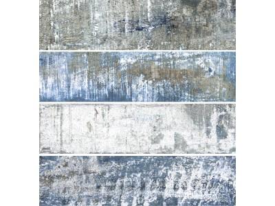 Керамогранит COLONIAL Wood White Brillo 7,5x30