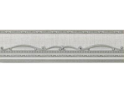 Hermes Plata-Perla Cenefa 8x30