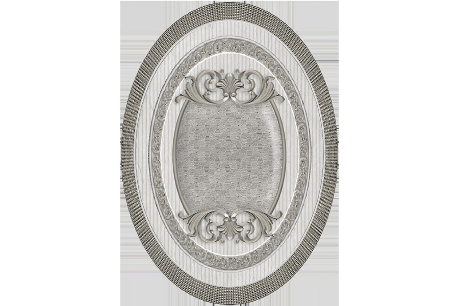 Купить Venecia Plata-Gris Medallon 14X10