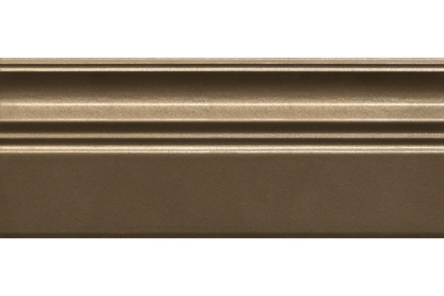 Купить Бордюр Bellini Arles Gold Zocalada 10X25