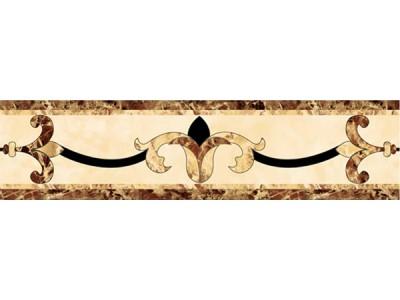 Ruskin Cenefa Beige 15 x 60