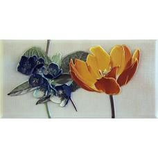 Violetta Ocre Cenefa-2  10 x 20