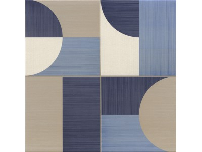 Moon Deco Blue 44,2x44,2