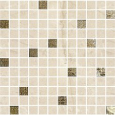 Мозаика DANTE MOSAICO MARFIL-GOLD 30x30