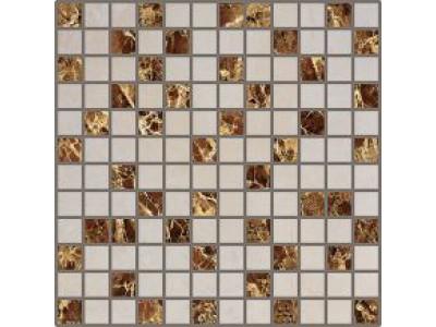 Aries Savanna Emperador Mosaico 30 x 30