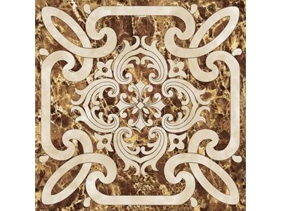 Декор EMPERADOR EMPERIALE MARRON Decor-1 60x60