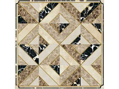 Chester Scuro Gold 60x60