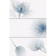Azkena Fleur Azul Decor 3x25x50 (75x50)