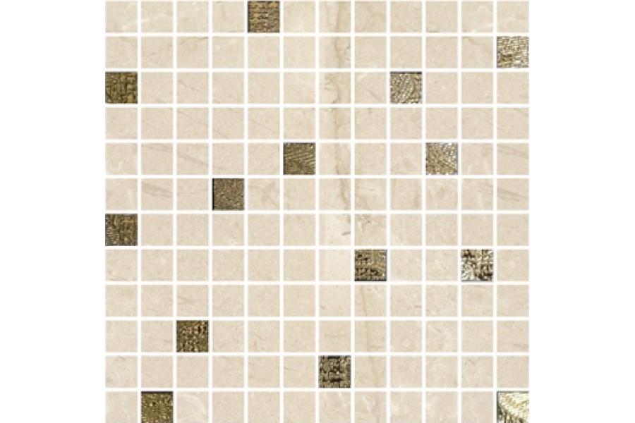 Купить Mosaico Alberona Marfil-Gold 30 X 30