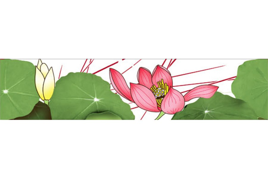 Купить Бордюр Lotus Cenefa 7X30