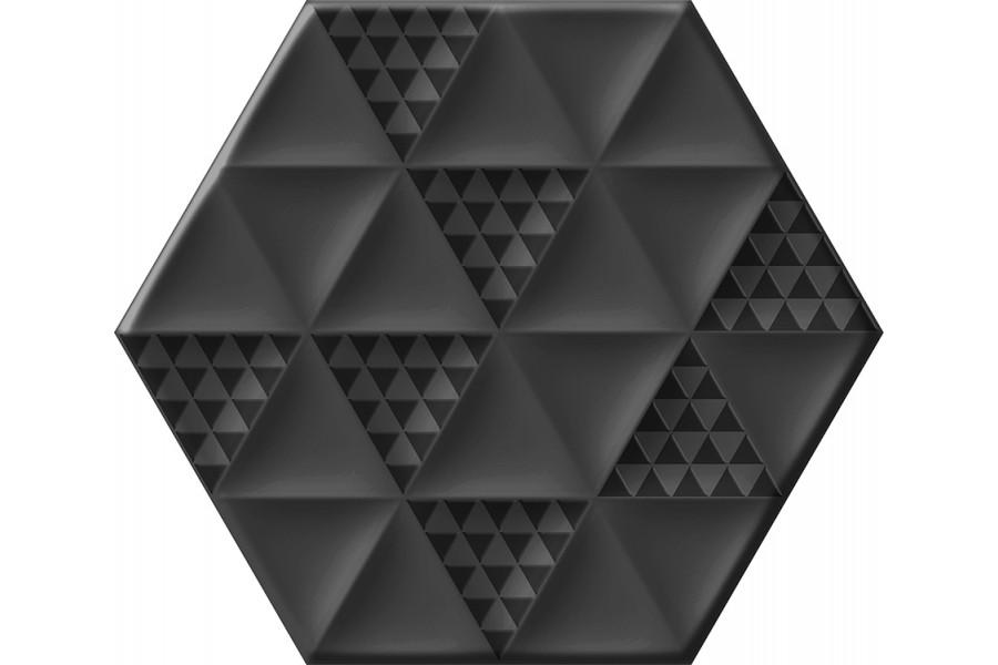 Купить Malmo Hexa Black 23,2X26,7