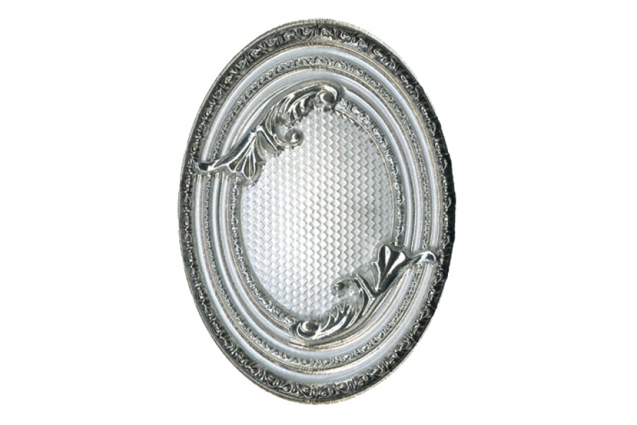 Купить Excelsior Plata-Blanco Medallon 14X10