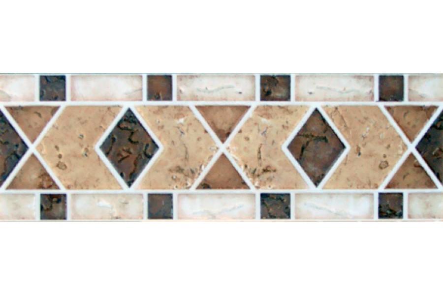 Купить Бордюр Siena  Mosaico Listelo 10Х30