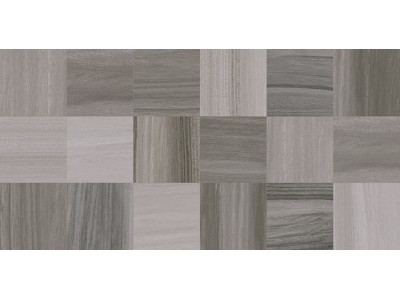 Nobu Chess Decor Gris 35x70