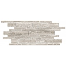 Italian Icon Vein Cut Greige Muretto Mosaico 30x60 Nat  (под заказ)