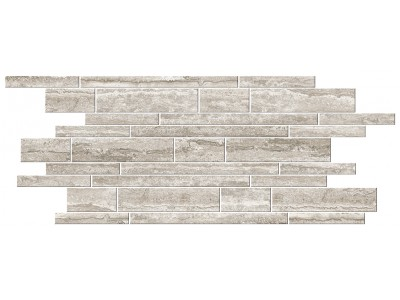 Italian Icon Vein Cut Greige Muretto Mosaico 30x60 Nat  (под заказ)