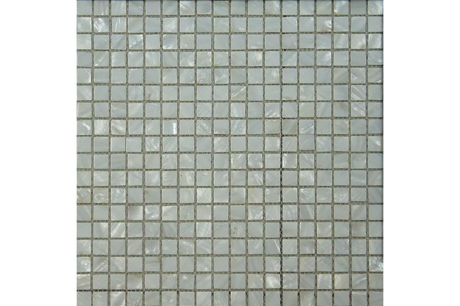 Купить Мозаика Madreperla Mosaico Media(15X15)  30X30