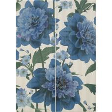 Декор BELLINI JADOR BLUE Composicion 50x70