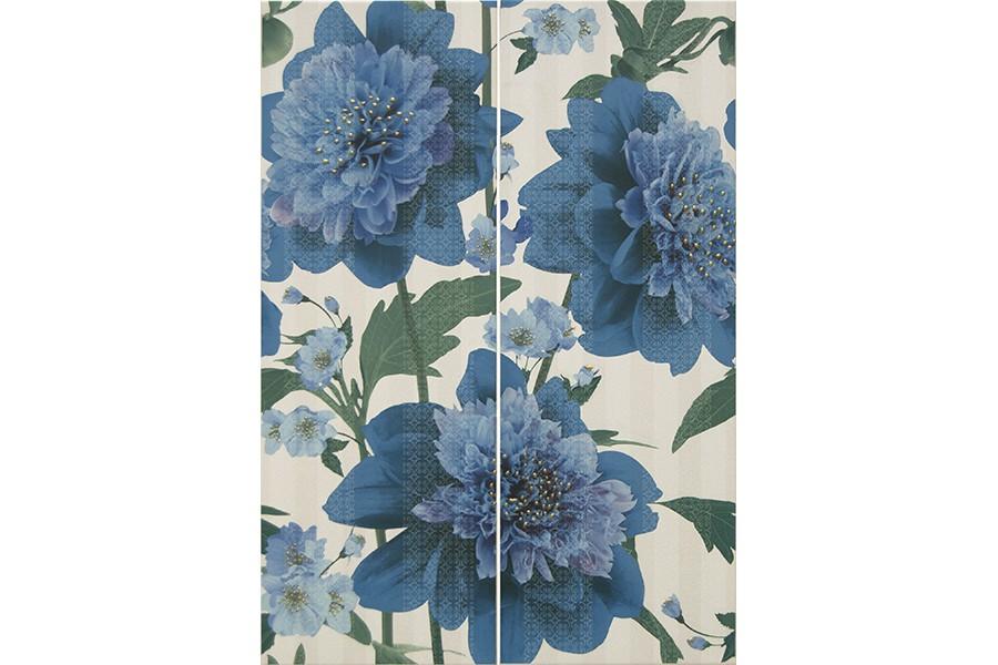 Купить Декор Bellini Jador Blue Composicion 50X70