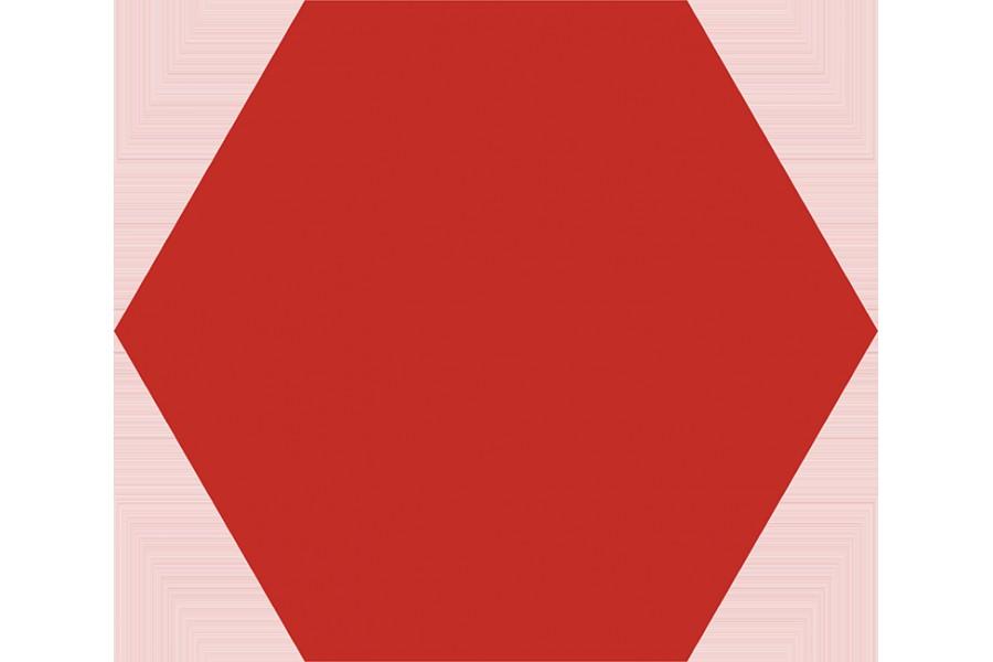 Купить Basic Hex.25 Red 25X22