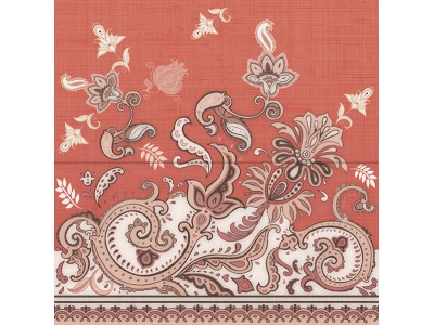 Recife Damaris Rosso Decor 2x25x50 (50х50)