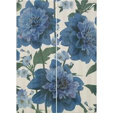 Composicion Bellini Jador Blue 50 x 70