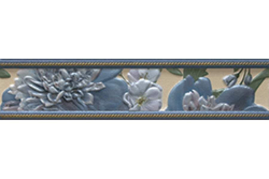 Купить Cenefa Bellini Jador Blue 5,5X25