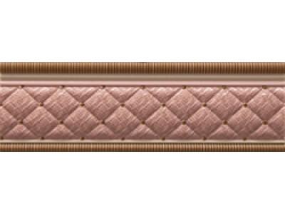 Cenefa Bellini Pink 8x25