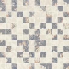 Romance Mosaico Azul-Nacar 30x30
