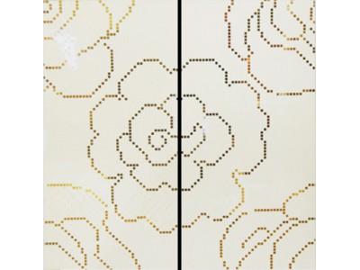 Декор ISPIRA ROSAS GOLD MOSAICO 30x60x2