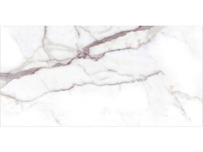 Керамогранит VIBRANIUM White High Glossy 60x120