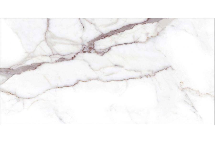 Купить Керамогранит Vibranium White High Glossy 60X120