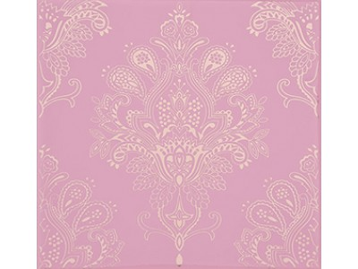 Paisley Rosa Palo Decor 20 x 20