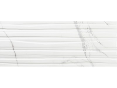Настенная плитка CALACATTA BRANCHES White Mate SlimRect 24,2x64,2