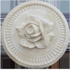 Ovalo Umbria Rosa 15,7 x 15,7